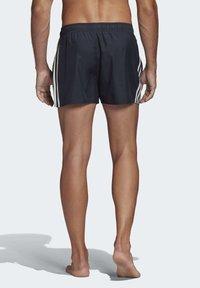 adidas Performance - 3-STRIPES CLX SWIM SHORTS - Shorts da mare - blue - 1