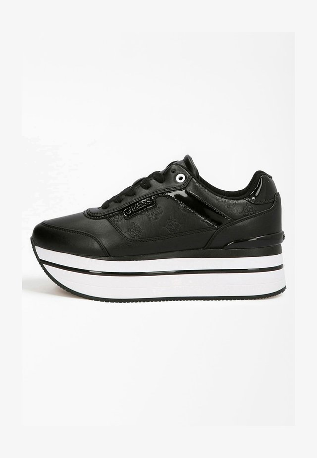 HANSIN - Sneakers basse - schwarz