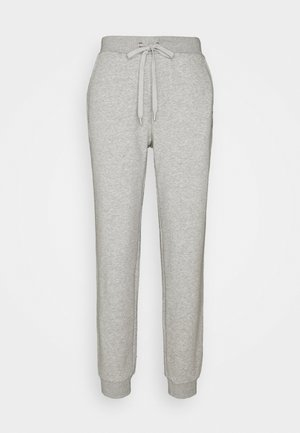 SPORT JOGGER - Tracksuit bottoms - pearl heather
