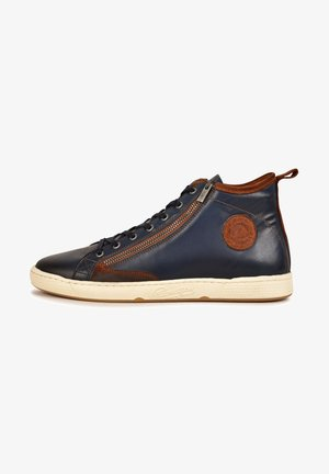 """JAYER/MC H4G"" - Sneakersy niskie - navy blue"