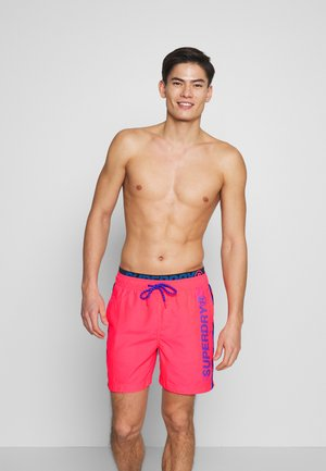 STATE VOLLEY SWIM - Swimming shorts - cuba coral