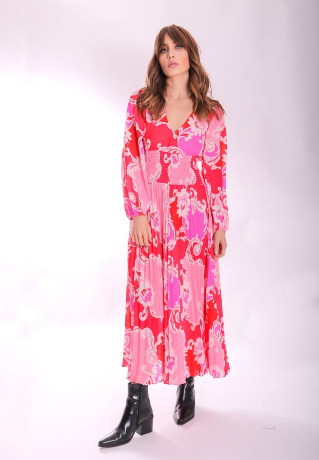 AURORA - Maxi dress - one colour