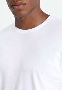 Solid - ROCK SOLID - T-shirt basic - white - 4