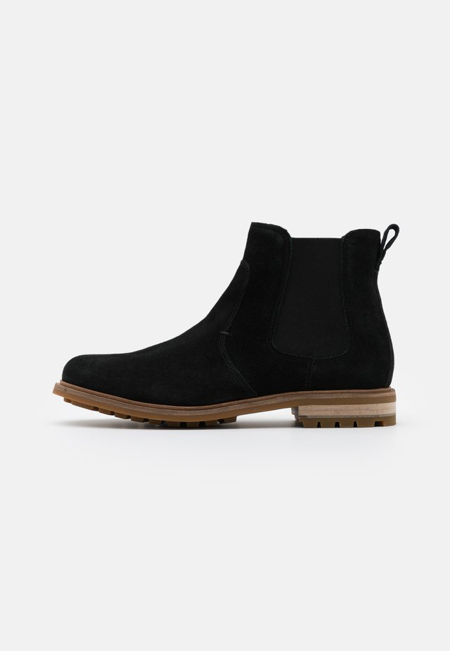 FOXWELL TOP - Stiefelette - black