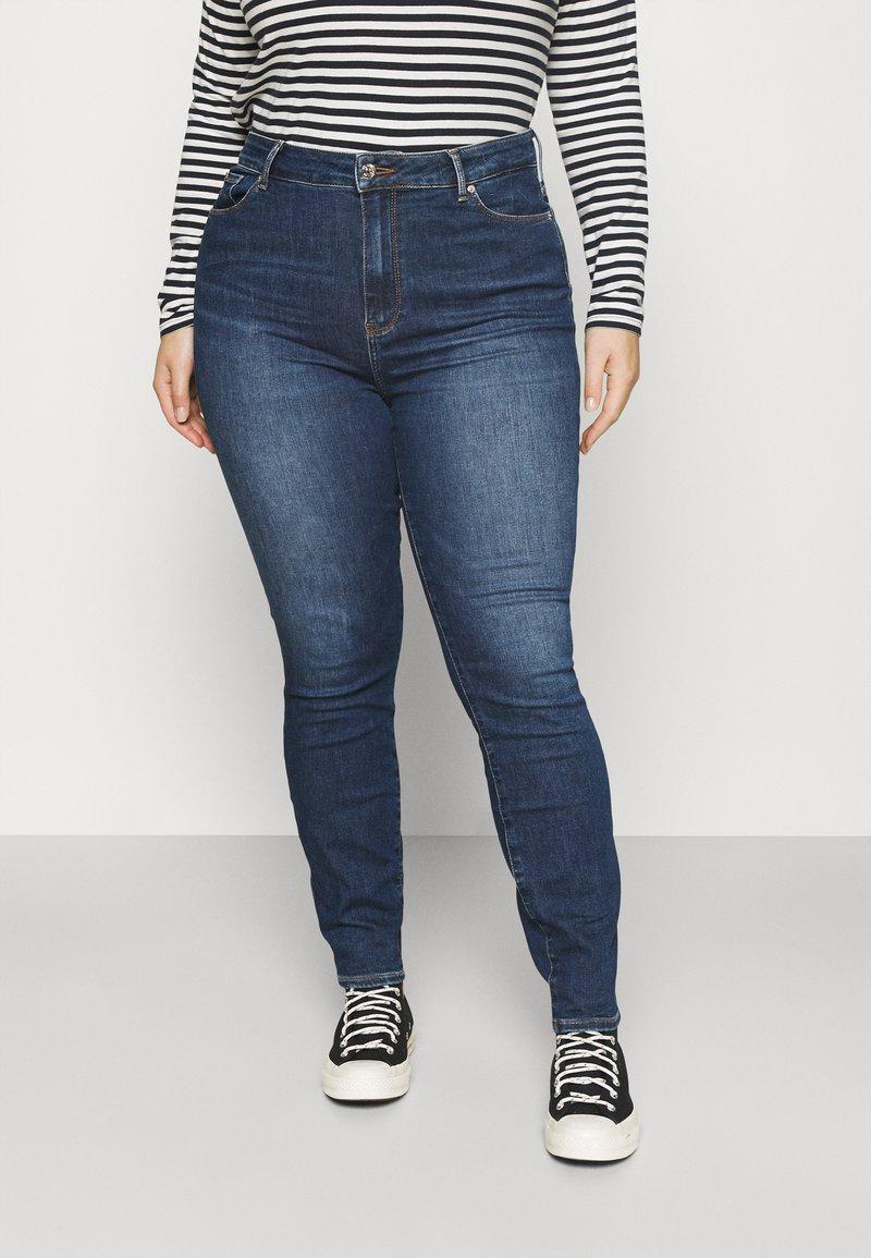 Tommy Hilfiger Curve - FLEX HARLEM  - Jeans Skinny Fit - izza