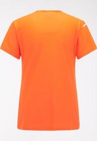 Haglöfs - Basic T-shirt - flame orange - 5