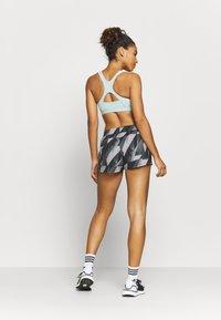 adidas Performance - PACER - Sports shorts - black - 2