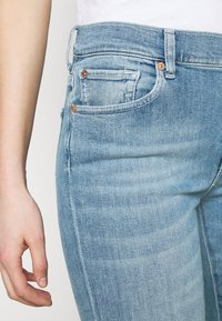 7 for all mankind - SOPHISTICATED - Bootcut jeans - hellblau - 3