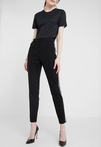 Escada Sport - TAMIANNE - Trousers - black - 0