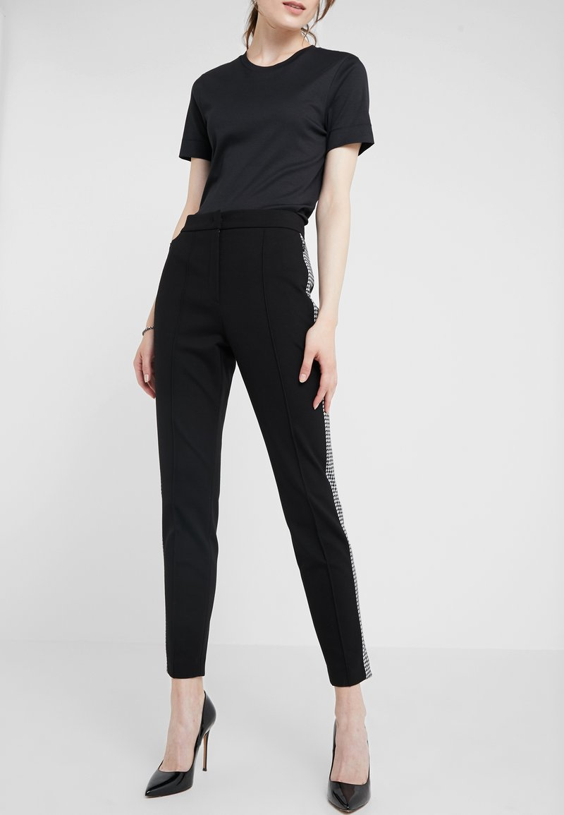 Escada Sport - TAMIANNE - Trousers - black