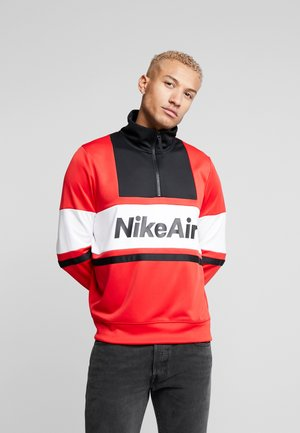 M NSW NIKE AIR JKT PK - Summer jacket - university red/black/white