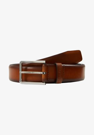 BOMBED BELT - Vyö - brown