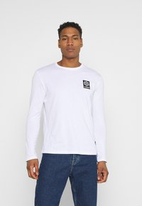 Zign - UNISEX - Långärmad tröja - white - 0