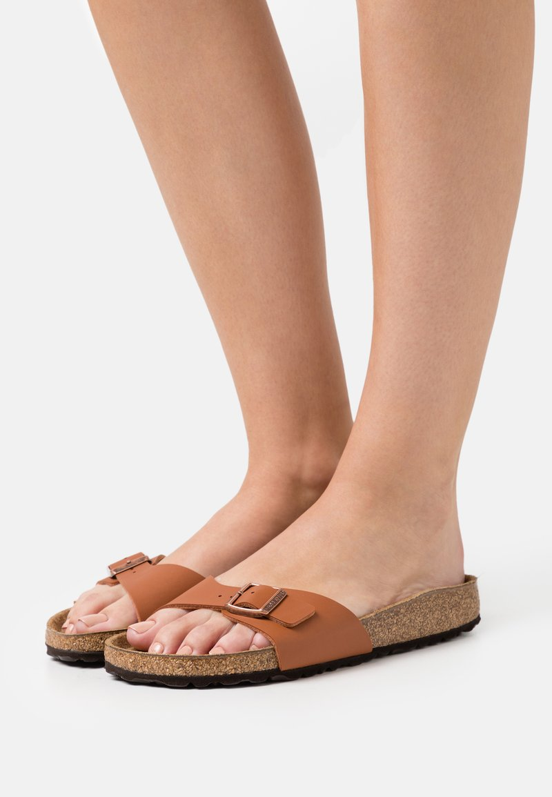 Birkenstock - MADRID  - Mules - ginger brown