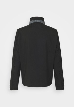 STAND COLLAR JACKET - Korte jassen - black