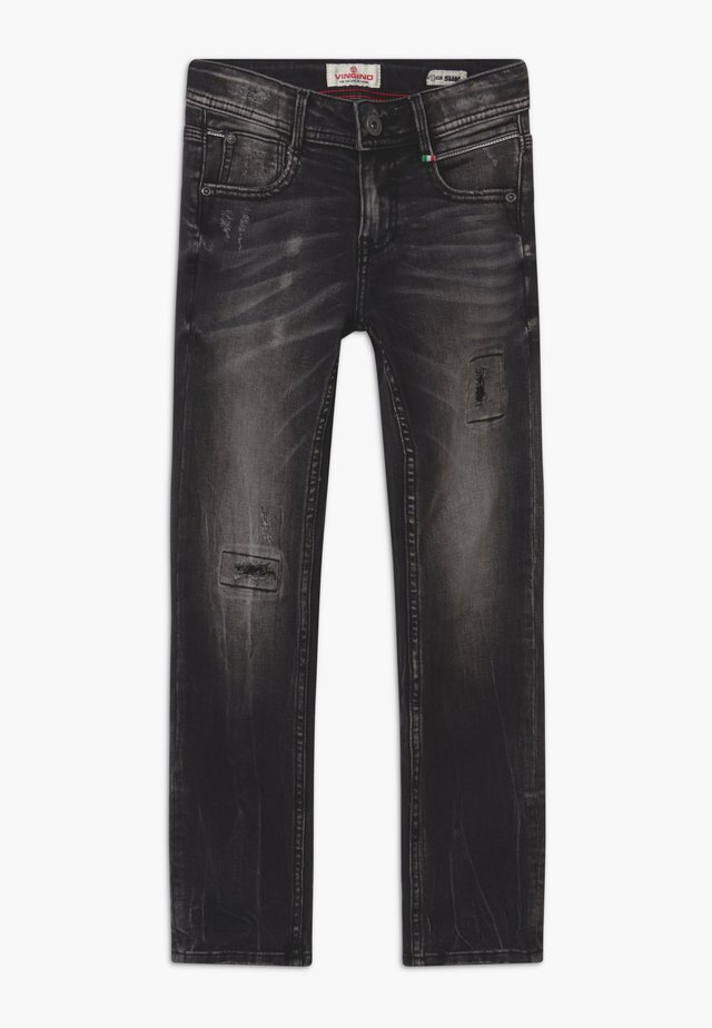 DIEGO - Jeans slim fit - black