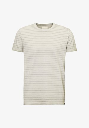 T-SHIRT, SHORT SLEEVE, ROUND NECK, - T-shirt con stampa - griffin