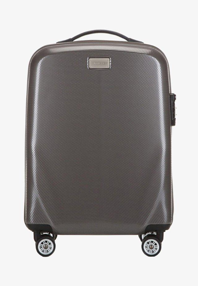 KLEINER KOFFER - Wheeled suitcase - grey