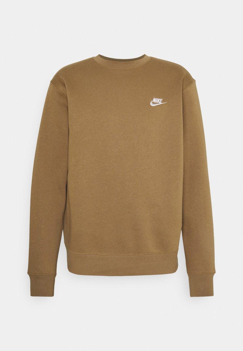 Nike Sportswear - CLUB - Felpa - driftwood