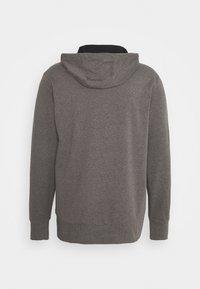 Michael Kors - LONG SLEEVE HOODIE - Sweatshirt - black - 8