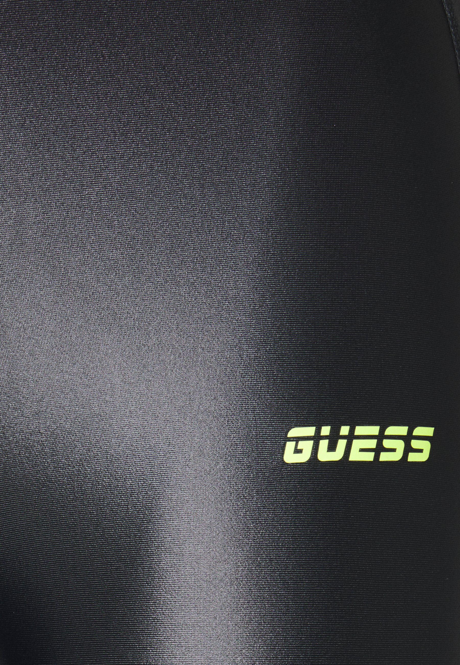 Guess LEGGINGS - Leggings - jet black RjxJd