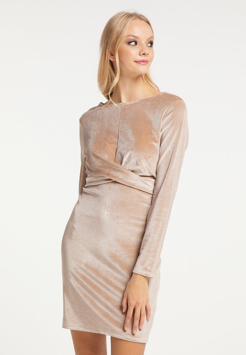 myMo at night - Cocktail dress / Party dress - beige
