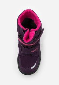 Superfit - HUSKY - Zimní obuv - lila/rosa - 3