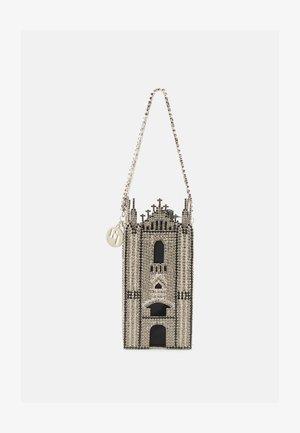DUOMO - Handbag - silver-coloured