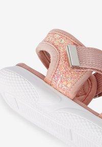 Next - Chodecké sandály - pink - 3