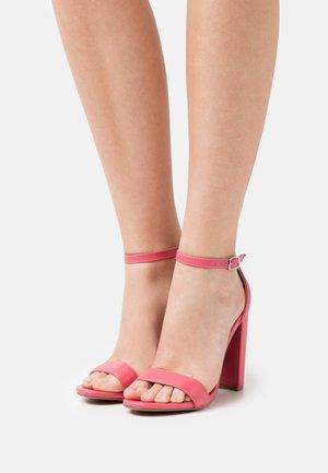 CARRSON - Sandals - pink