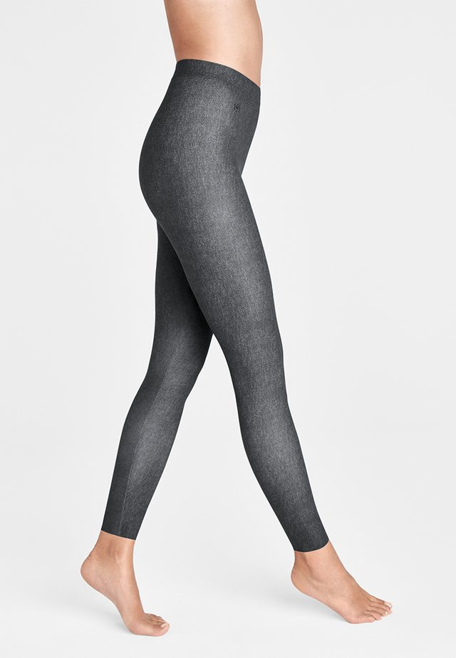 Legging - texas heavy black