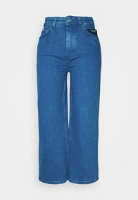 Marc O'Polo DENIM - TOMMA CROPPED - Relaxed fit jeans - pre fall blue - 4