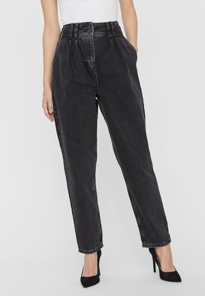 VMSANA - Jeans Relaxed Fit - black