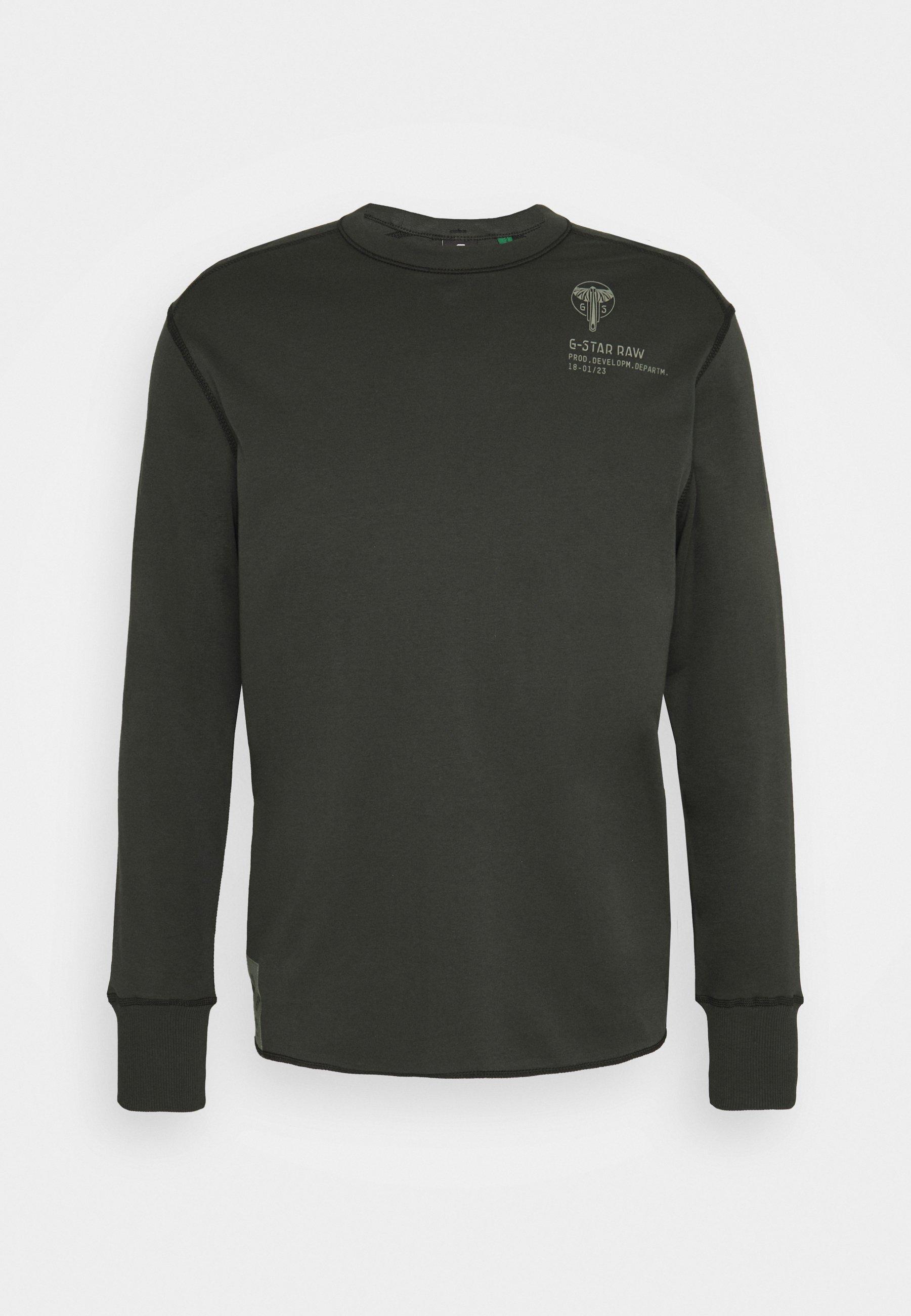 Men BACK GRAPHIC TWEETER  - Long sleeved top