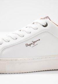 Pepe Jeans - ADAMS PREMIUM - Sneaker low - white - 2