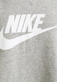 Nike Sportswear - Sweatshirt - grey heather/matte silver/white - 5