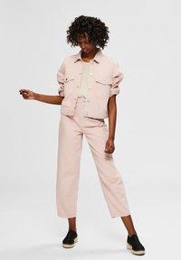 Selected Femme - Denim jacket - potpourri - 1