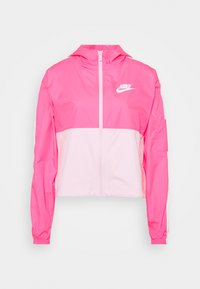 Training jacket - hyper pink/pink foam/white