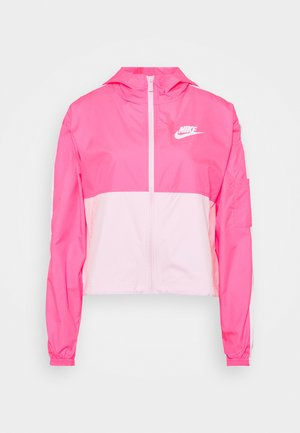 Training jacket - hyper pink/pink foam/white