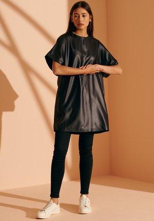 CULT STUDIOS ROCKER  - Cocktail dress / Party dress - wet look black