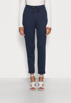 TWILL JOGGER - Tracksuit bottoms - navy