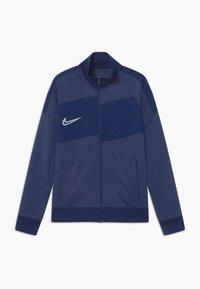 Nike Performance - DRY ACADEMY  - Training jacket - blue void/white - 0