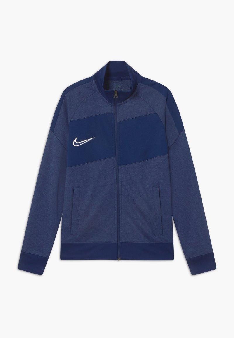Nike Performance - DRY ACADEMY  - Training jacket - blue void/white