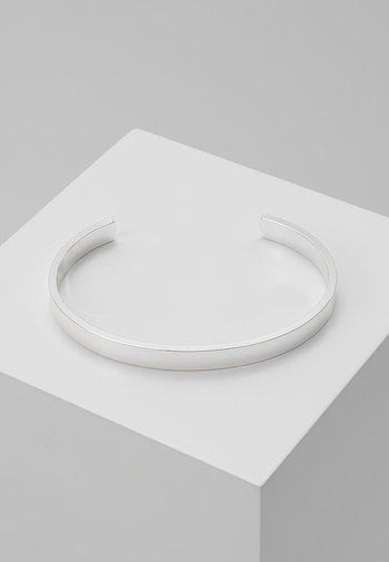 SLAMMER CUFF - Armband - silver-coloured