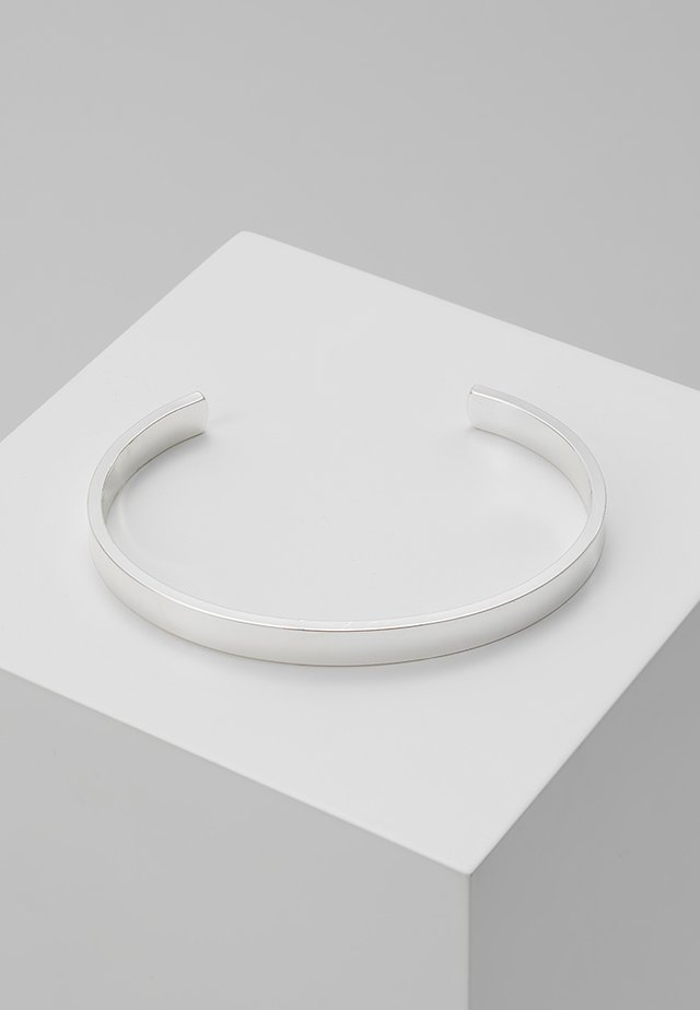 SLAMMER CUFF - Bracelet - silver-coloured