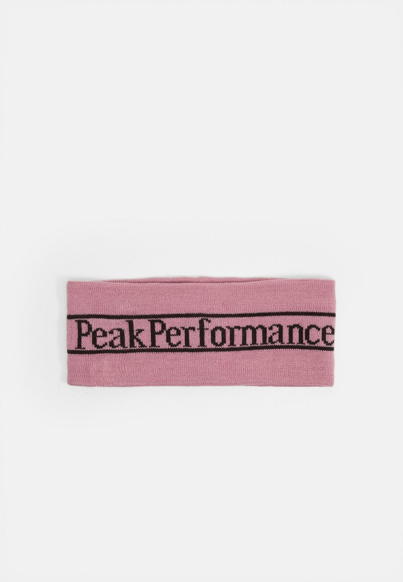 Peak Performance - POW HEADBAND UNISEX - Ear warmers - frosty rose