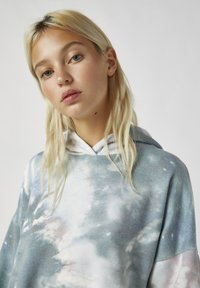 PULL&BEAR - Bluza z kapturem - grey - 3