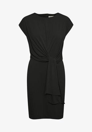 KETTYIW - Jersey dress - black