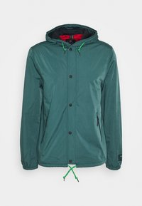 PS Paul Smith - MENS HOODED JACKET - Lehká bunda - petrol - 0