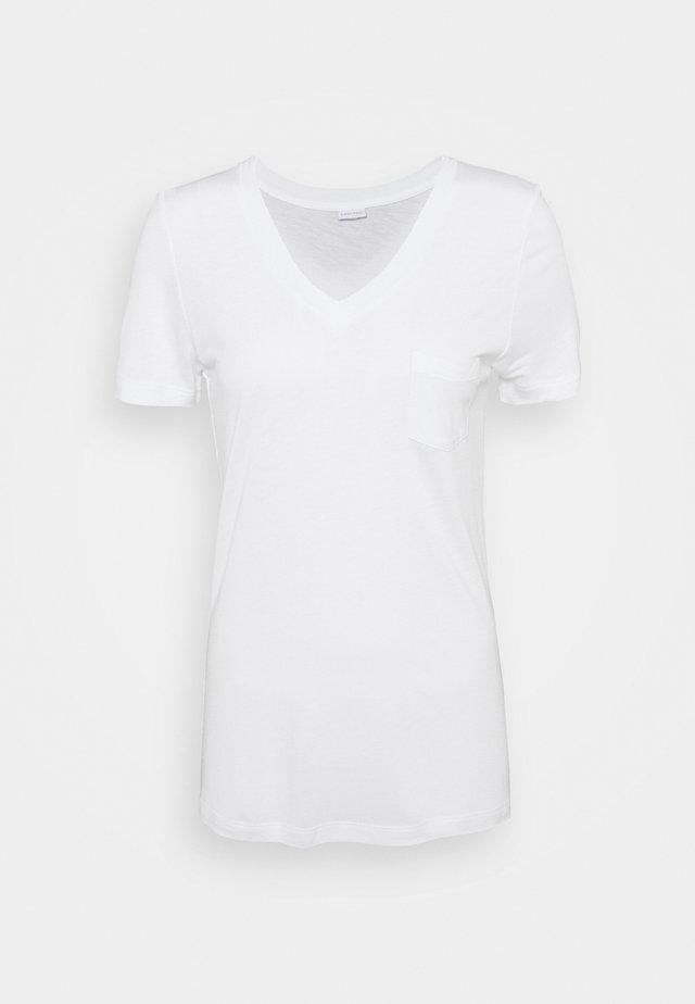 Jednoduché triko - weiß
